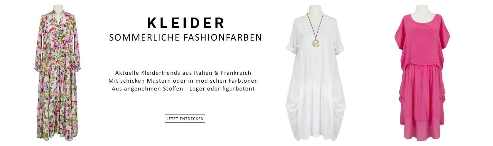Sommerkleider - Italienische Mode