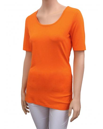 Shirt, orange (Bild 1)