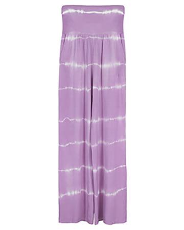 Batik Hose, flieder