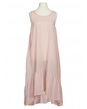 Baumwoll Kleid, rosa (Bild 1)