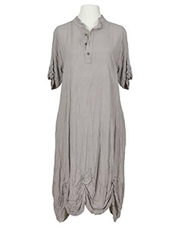 Kleid A-Linie, grau