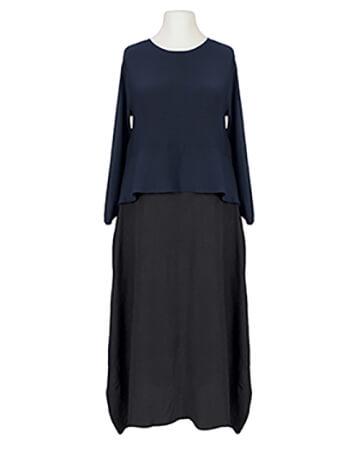 Chasuble Kleid, blau