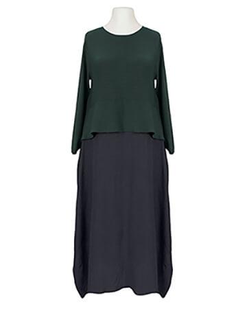 Chasuble Kleid, grün