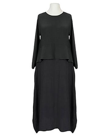 Chasuble Kleid, schwarz