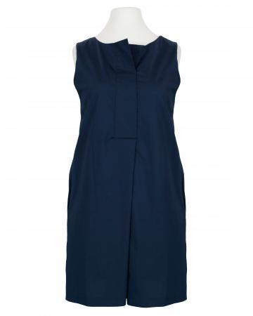Chasuble Long Bluse, dunkelblau