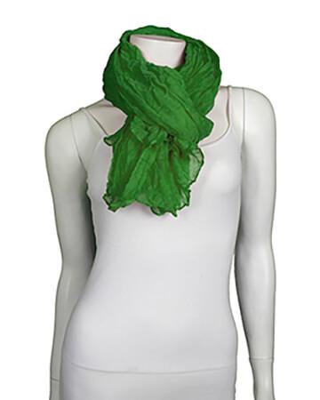 Damen Halstuch, grün