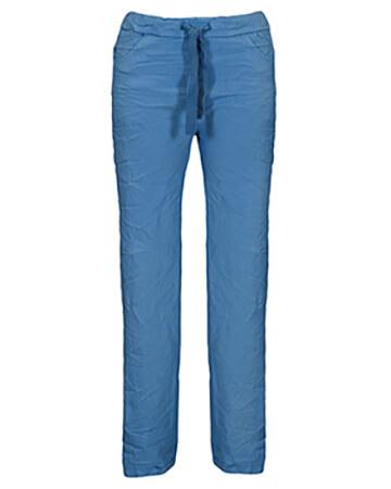 Hose Crash Optik, jeansblau