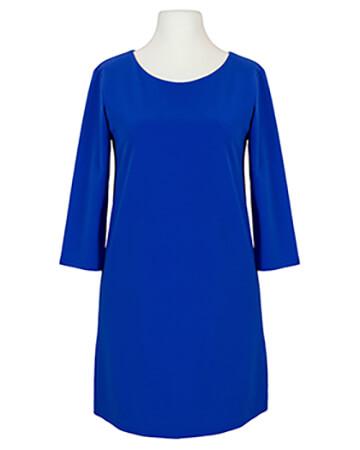Jersey Kleid, royalblau