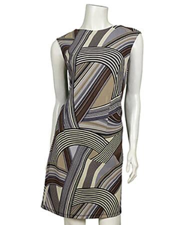 Jerseykleid, multicolor (Bild 1)