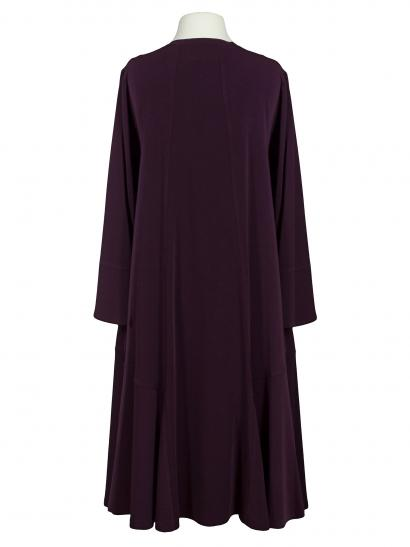 Kleid A-Form, beere