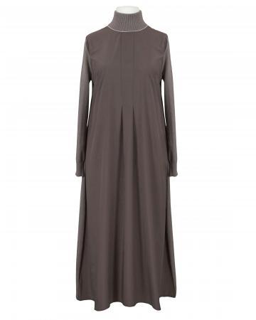 Kleid A-Linie, braun