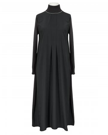 Kleid A-Linie, schwarz