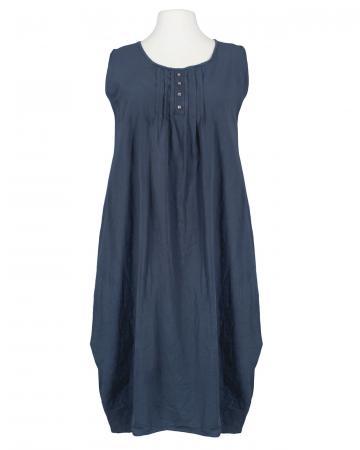 Kleid Baumwolle, blau