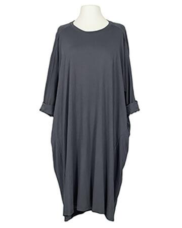Kleid Baumwolle, grau