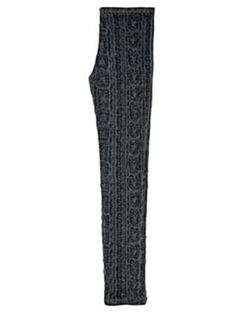Leggings gemustert, grau
