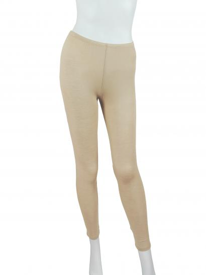 Leggings Viscose, creme (Bild 1)