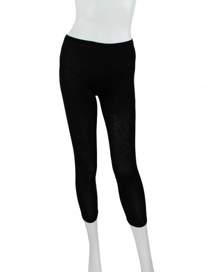 Leggings Viscose, schwarz
