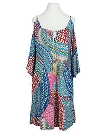 Tunika Kleid, multicolor