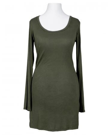 Longshirt, oliv (Bild 1)