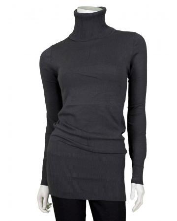Pullover mit Cashmere, anthrazit