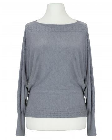Pullover mit Cashmere, grau