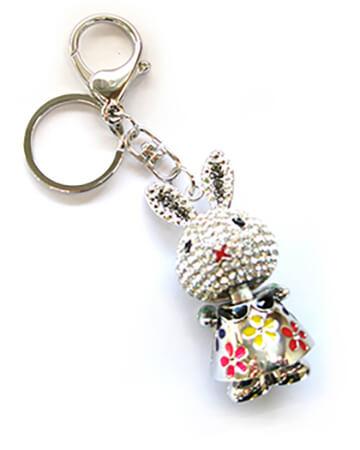 Schlüsselanhänger Häschen (Bild 1)