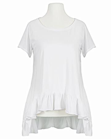 Shirt A-Linie, weiss (Bild 1)