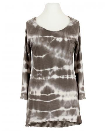 Shirt Batik, schlamm