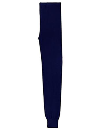 Strick Leggings mit Viskose, dunkelblau