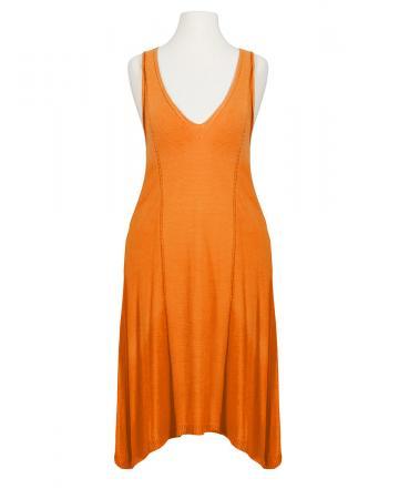 Strick Tunika Chasuble, orange
