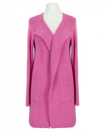 Strickhülle Baumwolle, pink