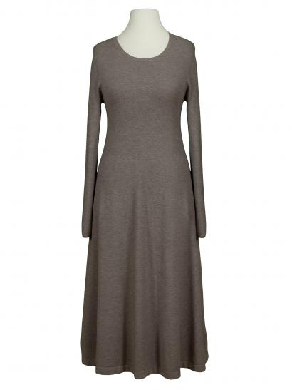 Strickkleid A-Form, braun
