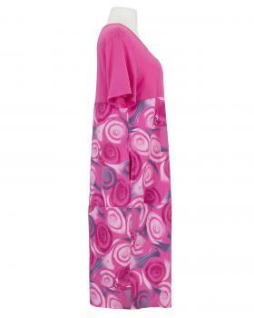 Ballonkleid mit Muster, pink (Bild 2)
