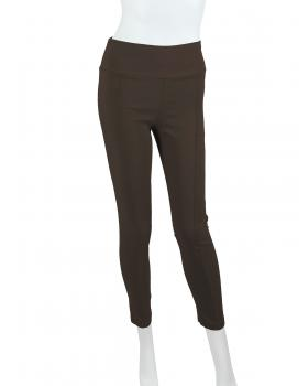 Treggings Hose, braun von Women Fashion