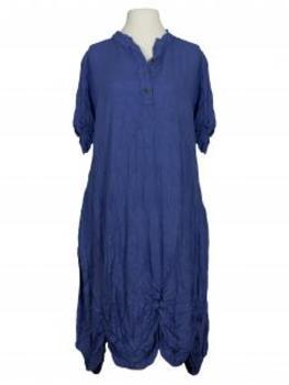 Blusenkleid, blau