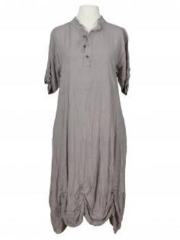Blusenkleid, grau
