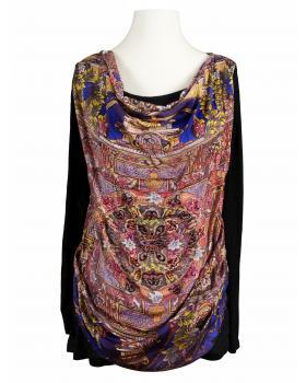 Blusenshirt, multicolor