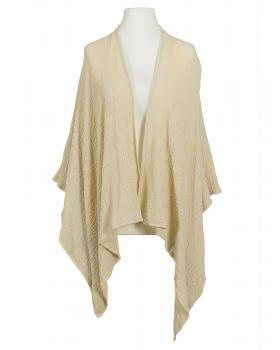 Cape Baumwolle, creme von fashion made in italy (Bild 1)