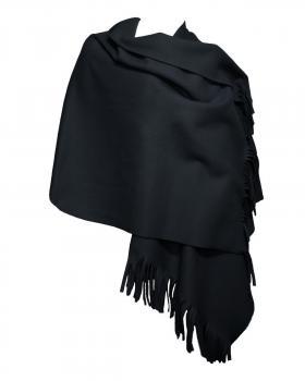 Cape Fleece, schwarz von FASHION
