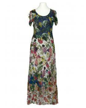 Chiffon Maxi Kleid Floral, multicolor von Selected Touch (Bild 1)