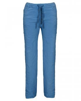 Hose Crash Optik, jeansblau von Moda Italia