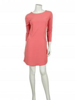 Jersey Tunika Kleid, koralle (Bild 2)