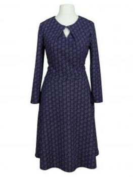 Jerseykleid, blau