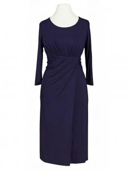 Jerseykleid, blau (Bild 1)