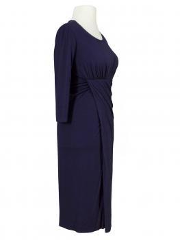 Jerseykleid, blau (Bild 2)