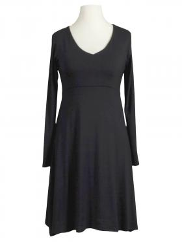 Jerseykleid A-Form, schwarz von RESTART von RESTART