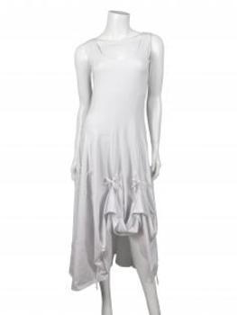 Jerseykleid A-Form, weiss (Bild 1)