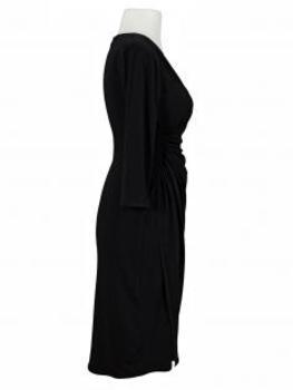 Jerseykleid Anael, schwarz (Bild 2)