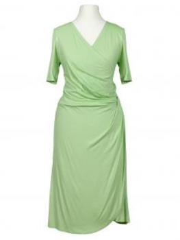 Jerseykleid Wickeloptik, pistazie von RESTART (Bild 1)