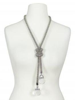 Kette mit facettierten Kugeln von Fashion Jewelry von Fashion Jewelry